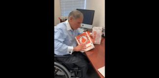 governor greg abbott cheating video