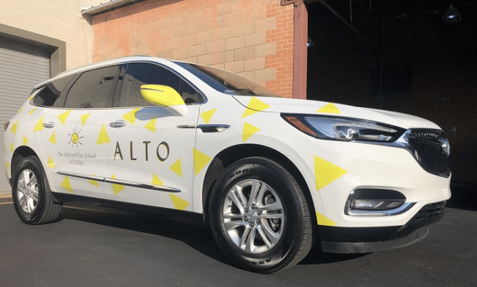 alto ashford rise school car 2019