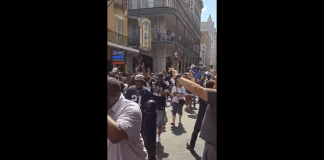 cowboys fans new orleans parade 2019