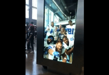dallas cowboys ar photobooth