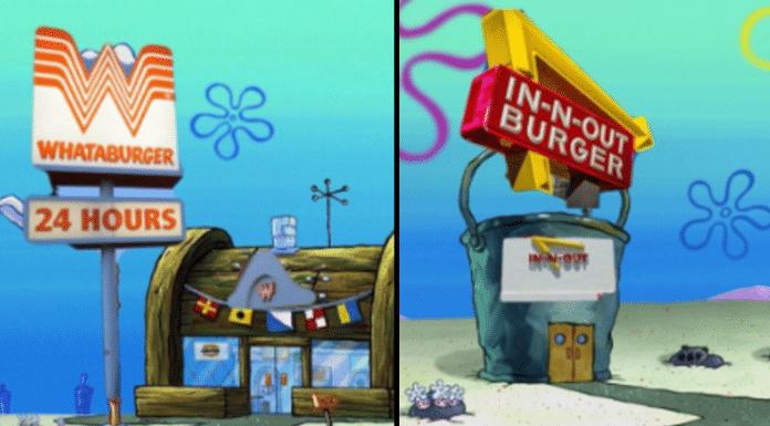whataburger krusty krab in-n-out chum bucket meme