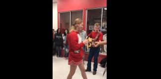 texas high school country singer homcomeing reece norris