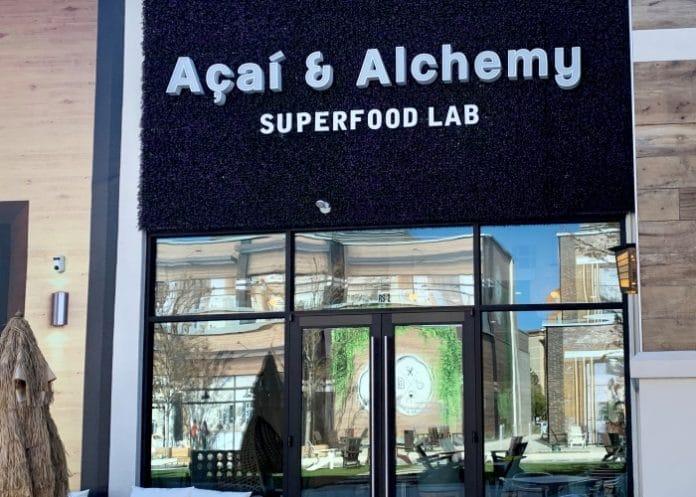acai & alchemy plano texas
