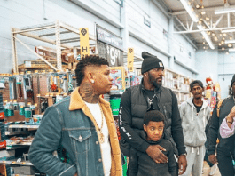 dez bryant yella beezy buying toys at walmart