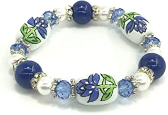 bluebonnet bracelet