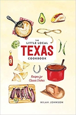 Texas cook book book cover
