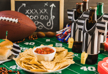 super bowl party food texans want