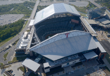 globe life field top open