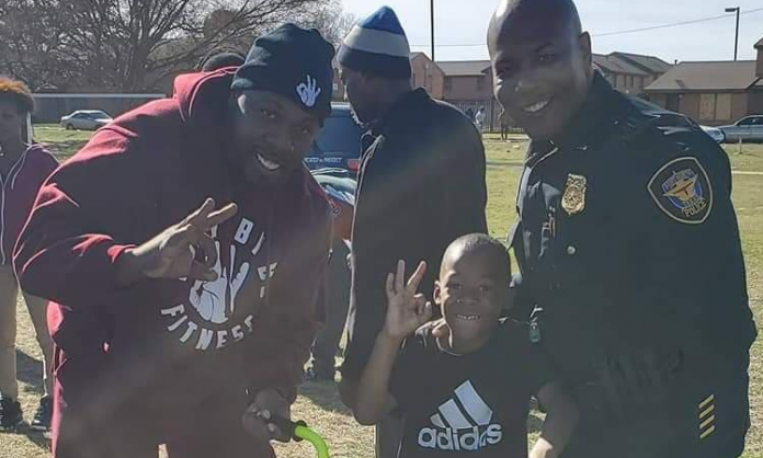 bo brown b3 against bullying fort worth police