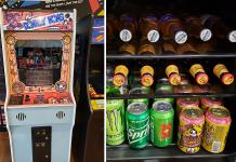 diesel barbershop dallas donkey kong and free beer selection