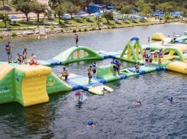 waterloo water park lake travis