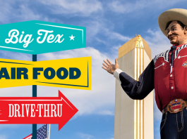 big tex fair food drive thru