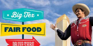 big tex fair food drive thru