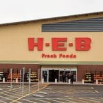 h-e-b store front