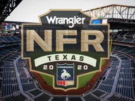 national finals rodeo globe life field arlington texas