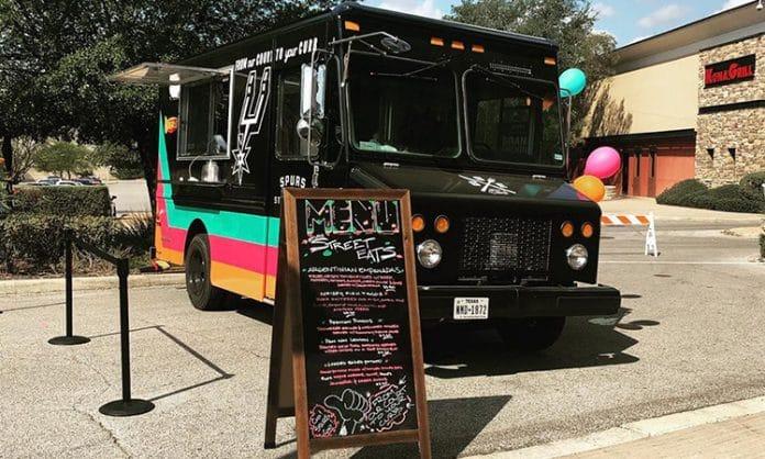 spurs food truck