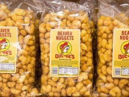 buc-ee's beaver nuggets