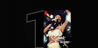 selena the series number one on netflix