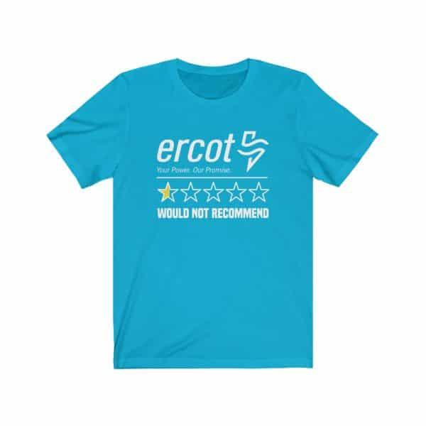 ercot review t-shirt