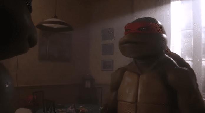 raphael tmnt 1990 movie screenshot
